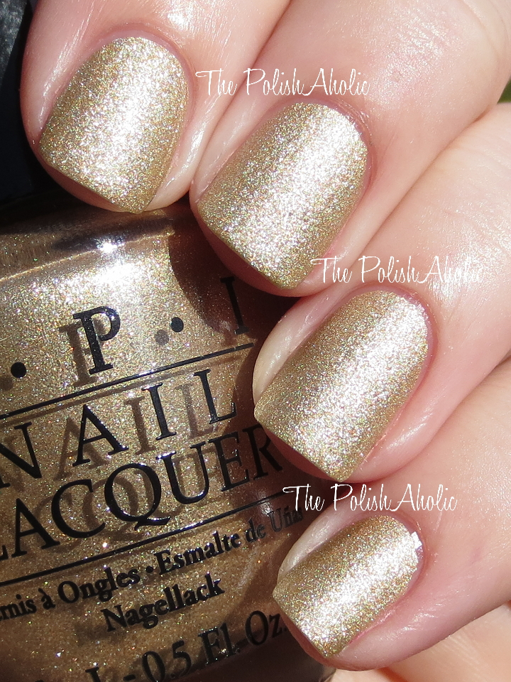 The PolishAholic: OPI Gwen Stefani Collection Swatches