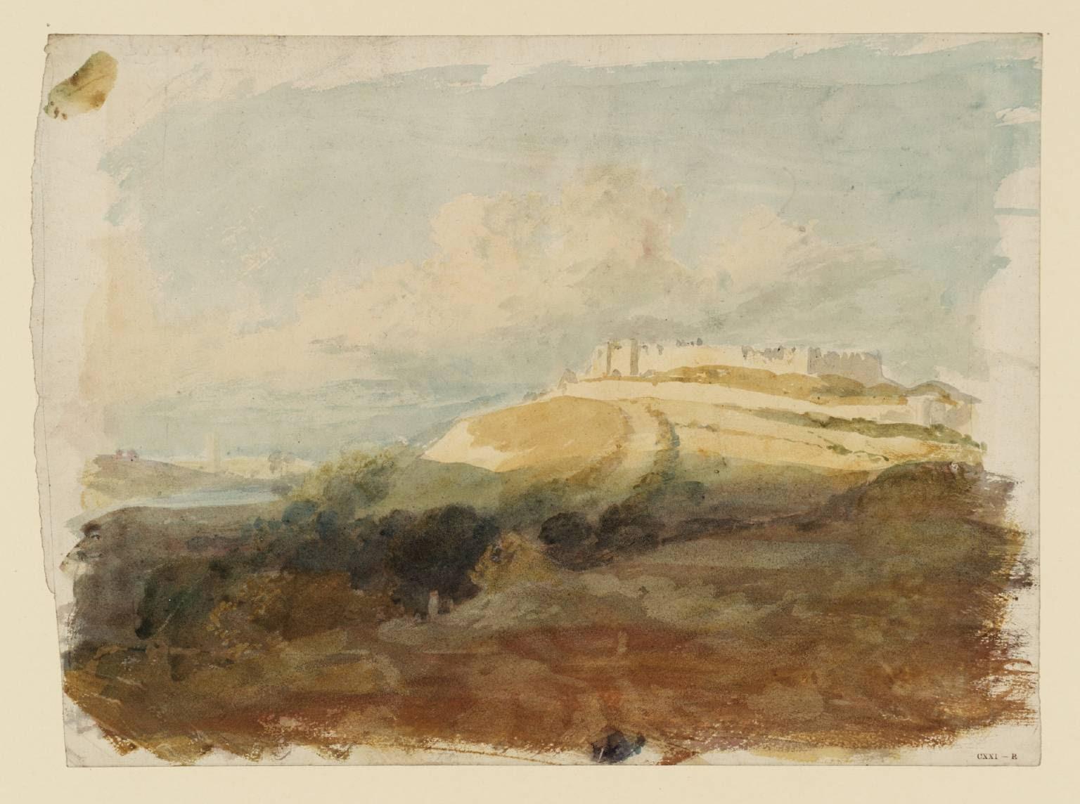 Acuarela de Turner