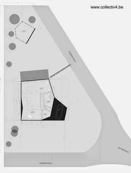 Plano arquitectónico del proyecto