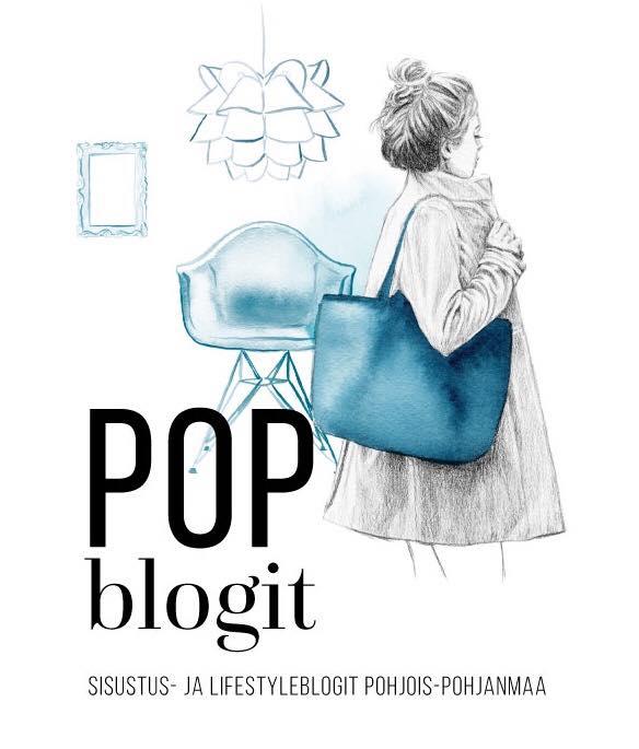 Sisustus-ja lifestyleblogit Pohjois-Pohjanmaa