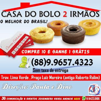 CASA DO BOLO 2 IRMÃOS ORÓS