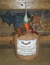 HALLOWEEN BAT ELECTRIC CANDLE LAMP