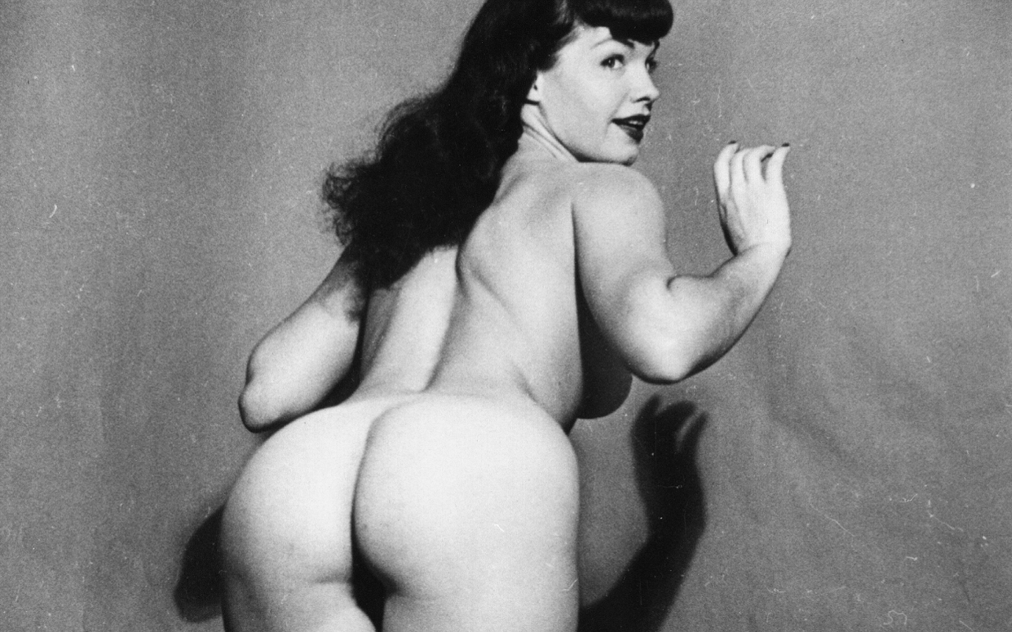 Vintage big ass naked — photo 3