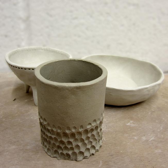 pot et bols en céramique - http://spicerabbits.blogspot.fr/