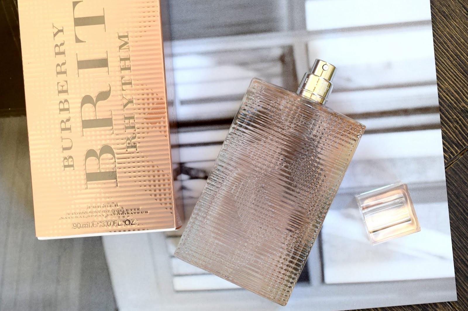 Parfum Review: Burberry Brit Rhythm for Her Eau de Toilette