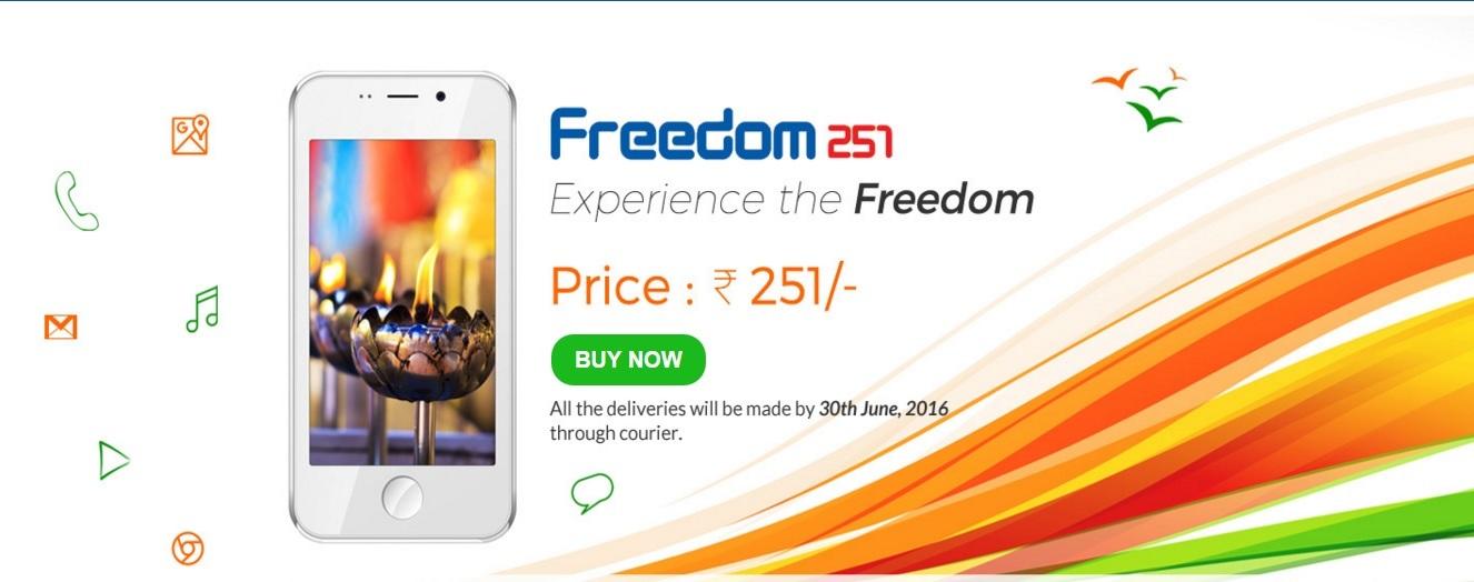 Buy Freedom 251 Online