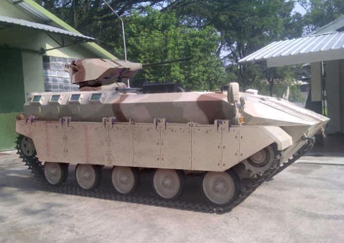 Tank SBS Pindad