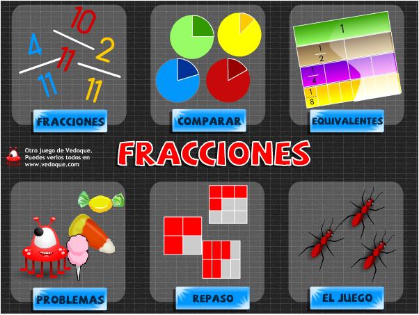 http://www.vedoque.com/juegos/juego.php?j=matematicas-04-fracciones