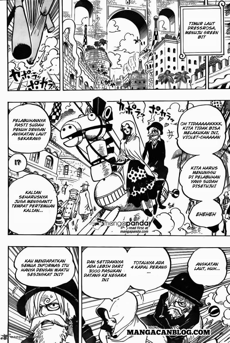 Komik one piece 723 - perubahan rencana 724 Indonesia one piece 723 - perubahan rencana Terbaru 5|Baca Manga Komik Indonesia|Mangacan
