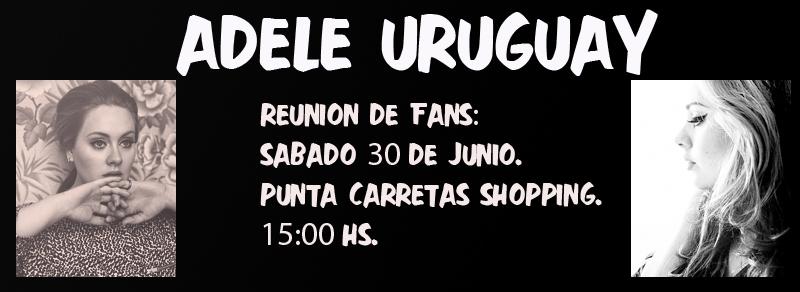 Adele Uruguay