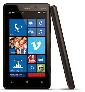 harga terbaru dan spesifikasi dari Nokia Lumia 820