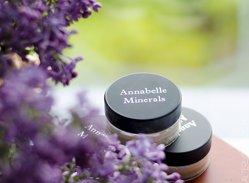 Annabelle Minerals jeszcze raz | Korektory: Light, Medium, Dark