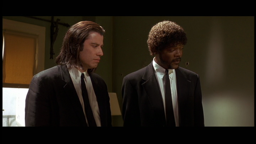 What is pulp fiction?