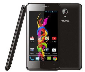 Archos 40b Titanium 4-Inch Android Smartphone