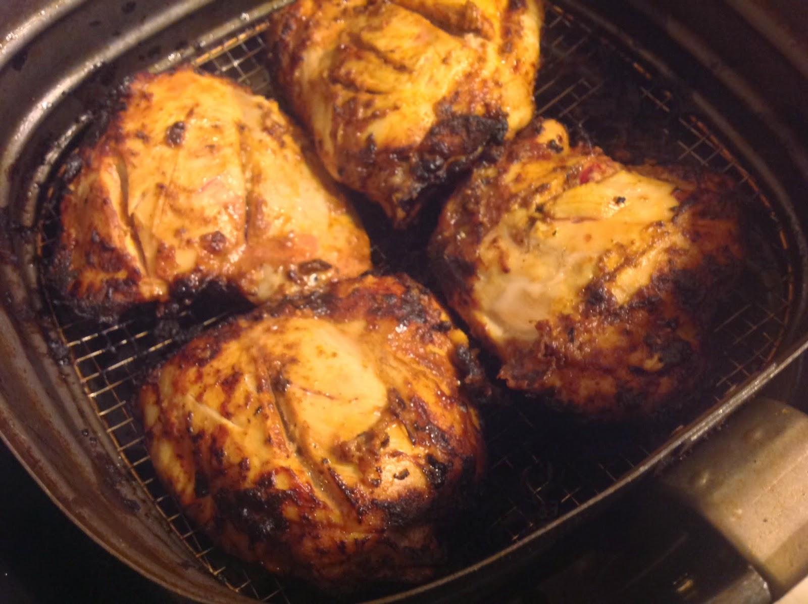 Bake-a-Mania: Tandoori Chicken in the Philips Airfryer
