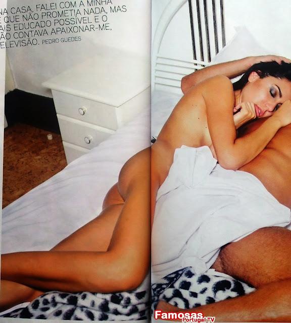 Kelly Baron e Pedro Guedes na Revista GQ Portugal