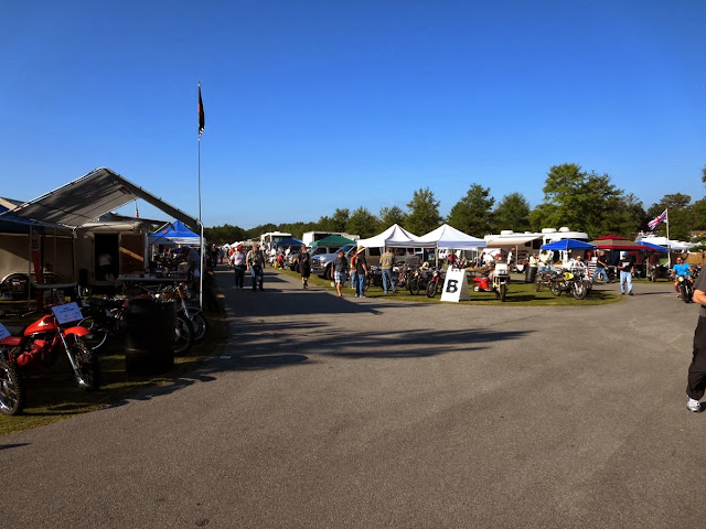 Barber Vintage Festival Swap Meet