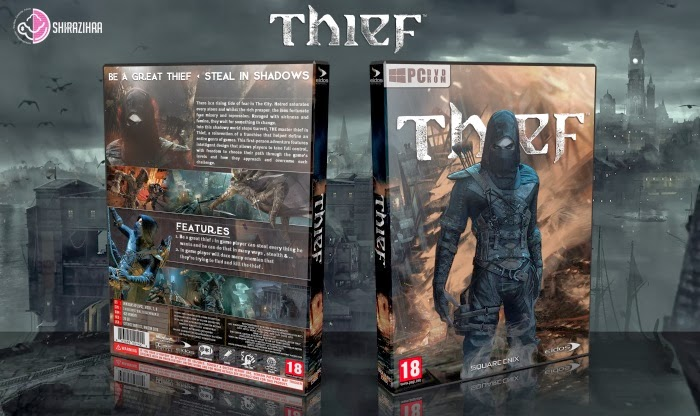 Thief 2014 PC Game Direct Download