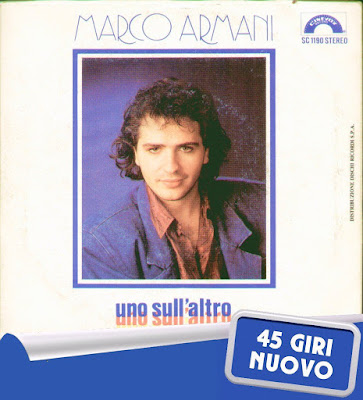 Sanremo 1986 - Marco Armani - Uno sull'altro