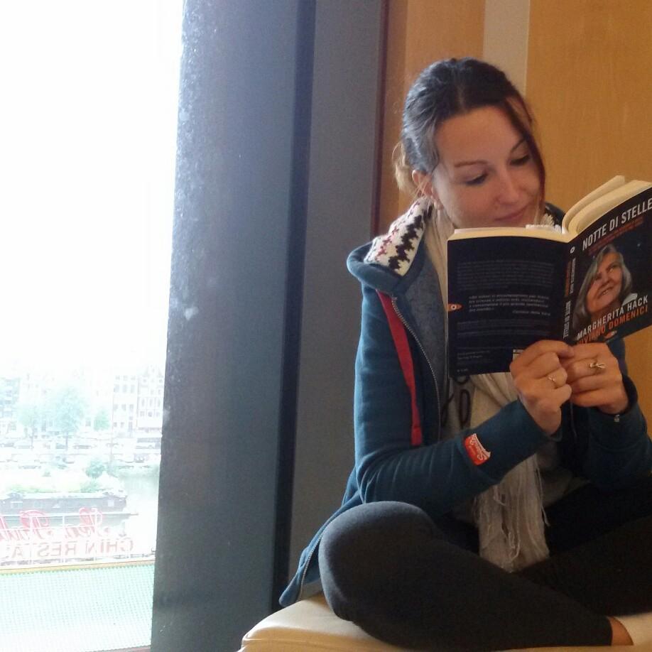 Io, la lettrice (nonché autrice)