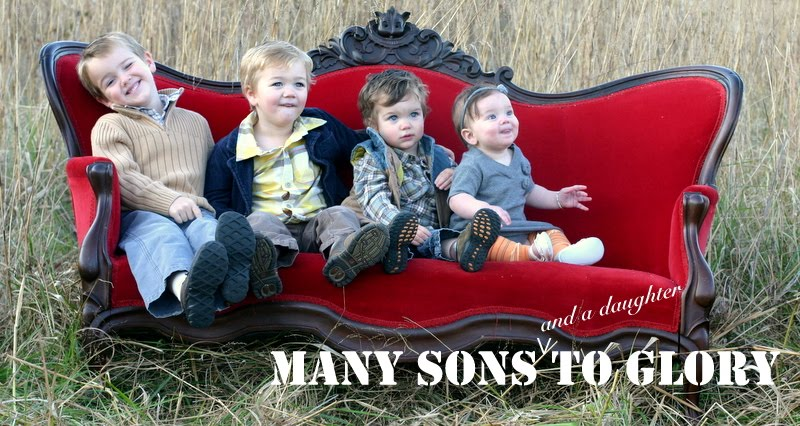 Many Sons to Glory