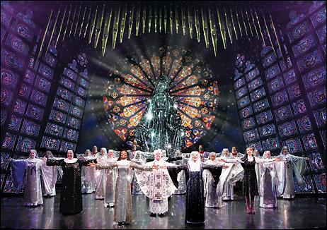 Sister Act Broadway Sister Act Has Brilliant