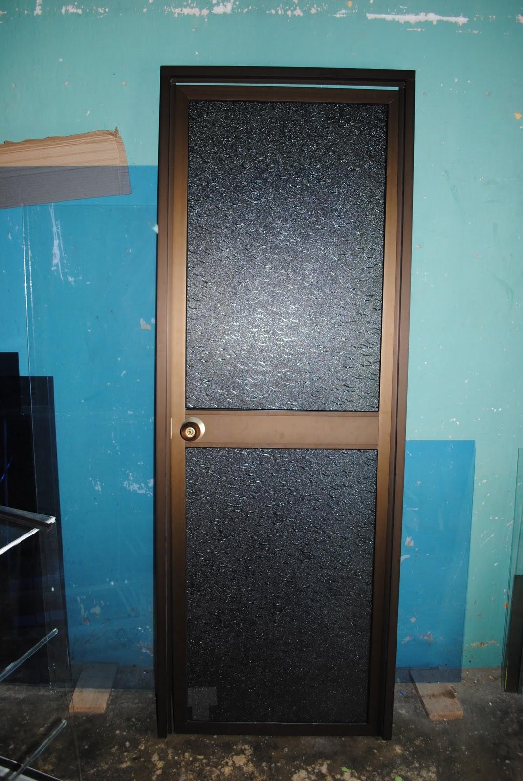 Puertas De Baño Aluminio:venta de vidrio para todos los gustos corrugado, polarizado, ahumado
