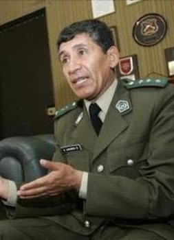 general de policía, jefe de lucha antinarcótico detenido en Panamá