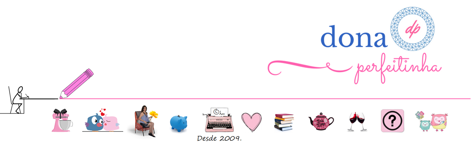 Dona Perfeitinha - Blog de dicas domésticas, reflexões para a vida & receitas