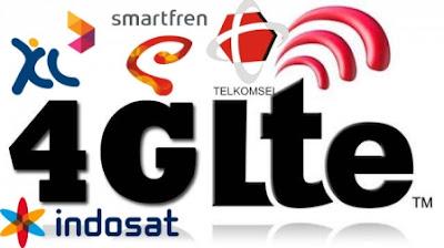 Sekilas Tentang 4G LTE di Indonesia