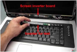 Cara Memperbaiki LCD Laptop Step 2