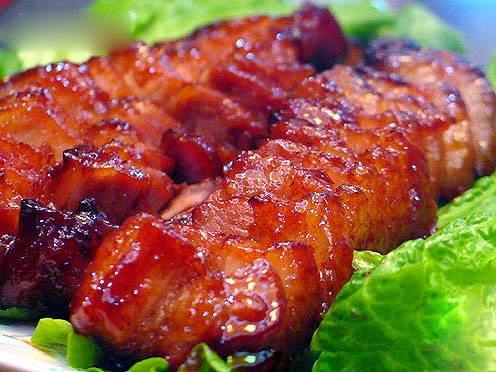 Vietnamese Sandwich Recipes - Sandwich with Char Siew