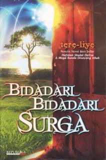 Jual Novel Tere Liye | Bidadari Bidadari Surga