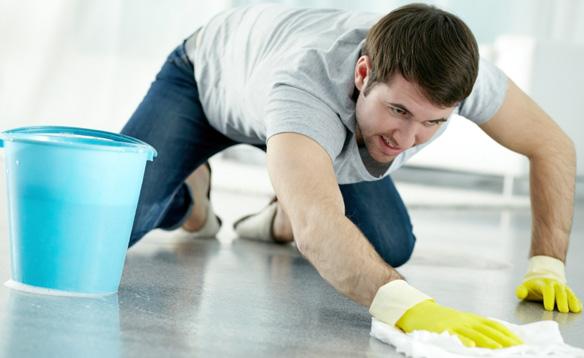 Crear una empresa de limpieza de pisos