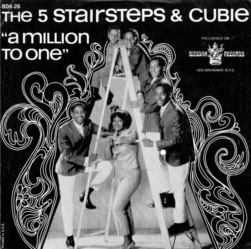 Five Stairsteps Five Stairsteps and Cubie We Must Be In Love