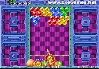 Puzzle bobble Game For PC