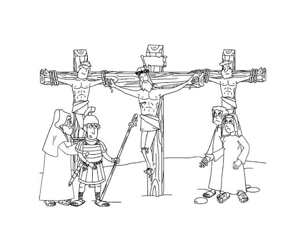 Bible Story Coloring Pages Jesus Heals