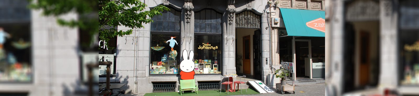 Boekhandel De kleine Johannes