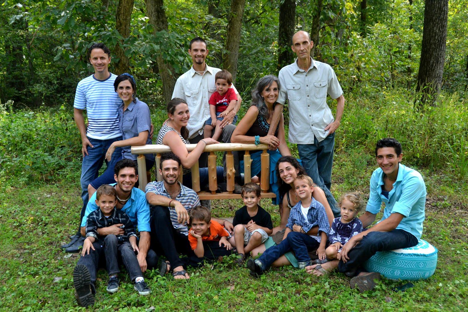 Thomas Family 2015