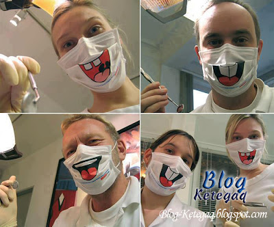 Cara doktor gigi menceriakan pesakit
