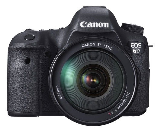 Canon 6D vs. 5D Mark II