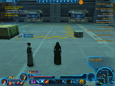 SWTOR - Desh Junk Pile