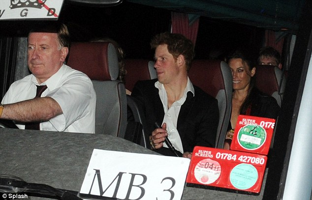 shakira married to a prince. Palace joker: Prince Harry