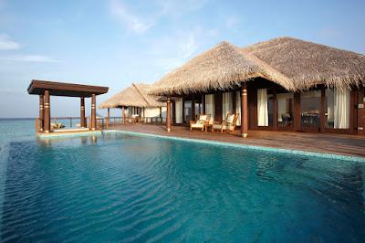Anantara Kihavah Villas Acknowledged as Best Luxury Diving Resort Worldwide 2015