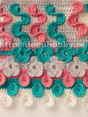 Free Crochet Patterns: Interesting Crochet Stitches