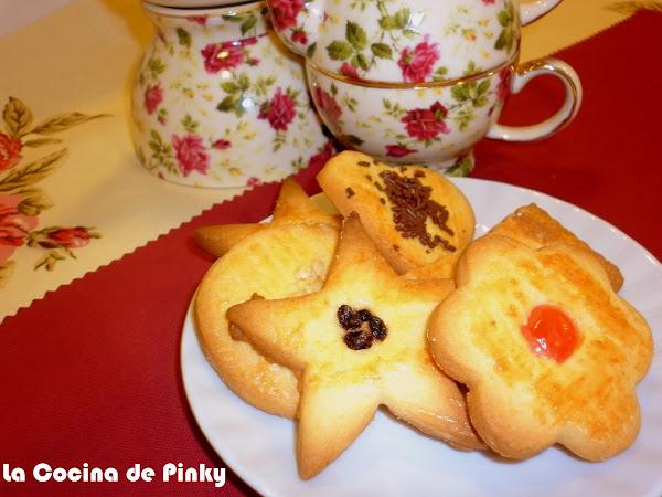 Pastas   De  Te   Cortadas