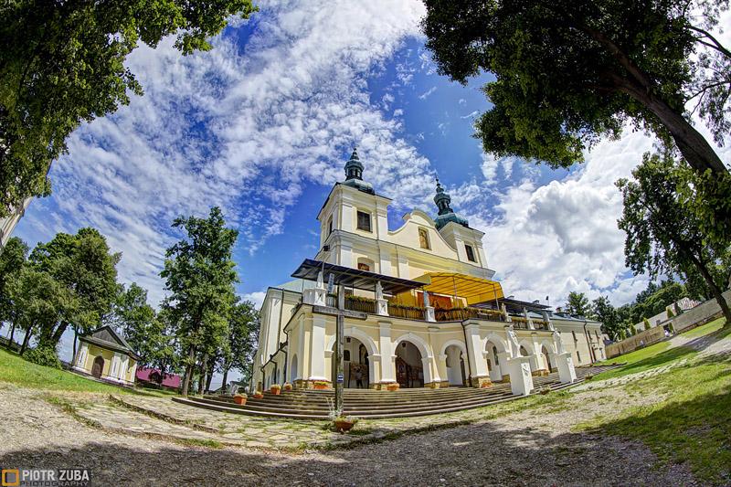 Kalwaria Pacławska - Sanktuarium
