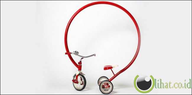 12 Sepeda dengan Desain yang paling tidak Lazim 6