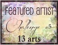 13 arts March 2013 Challenge