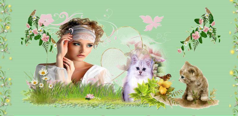 Blog de mon amie Chantal printemps